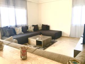 Appartement de luxe avec jardin privé., Apartmány  Casablanca - big - 11
