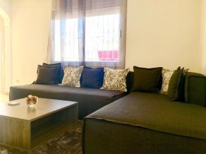 Appartement de luxe avec jardin privé., Apartmány  Casablanca - big - 13
