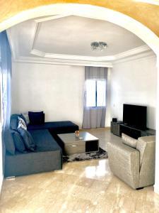 Appartement de luxe avec jardin privé., Apartmány  Casablanca - big - 18