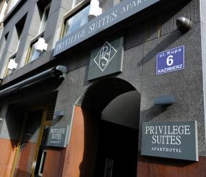 Privilege Suites, Aparthotely  Krakov - big - 88