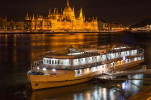 Grand Jules - Boat Hotel, Boote  Budapest - big - 57