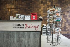Feung Nakorn Balcony Rooms and Cafe, Hotels  Bangkok - big - 85