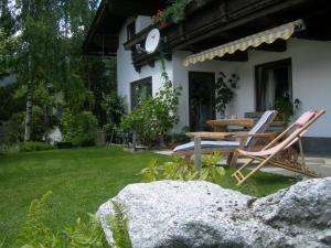 Ferienwohnung Holzer Maria, Apartmanok  Mittersill - big - 3