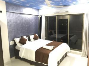 Executive Highrise - 2 Bhk Services Apartment, Apartmány  Bombaj - big - 10