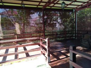 Palm Beach Villa, Nyaralók  Kampong Laut - big - 7