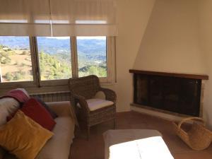 Montserrat La Calsina, Country houses  Monistrol - big - 21