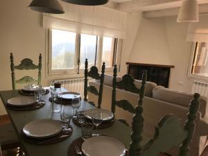 Montserrat La Calsina, Country houses  Monistrol - big - 17