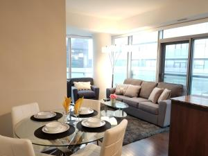 Premium Suites - Furnished Apartments Downtown Toronto, Apartmány  Toronto - big - 156