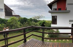 Residencial Casa Santinho, Affittacamere  Florianópolis - big - 21