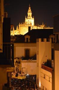 Sevilla Premium Maestranza, Apartmanok  Sevilla - big - 8