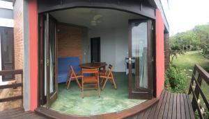 Residencial Casa Santinho, Affittacamere  Florianópolis - big - 8