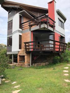 Residencial Casa Santinho, Affittacamere  Florianópolis - big - 6