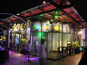 Yeak Loam Hotel, Отели  Banlung - big - 94