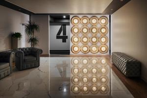 UNO Design Hotel, Hotel  Odessa - big - 73