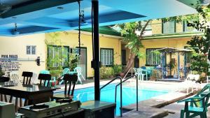 Daniela's Place Apartelle, Penzióny  Angeles - big - 58