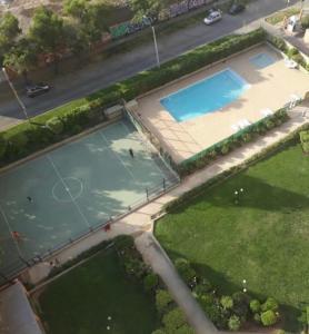 Departamento Vicuña Mackenna, Ferienwohnungen  Santiago - big - 6
