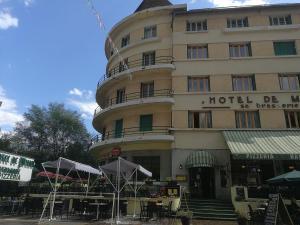 Sport'Hotel - Résidence de Milan, Hotels  Le Bourg-d'Oisans - big - 12