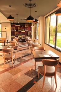 Best Western Mirage Hotel Fiera, Szállodák  Paderno Dugnano - big - 81