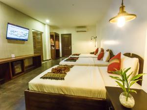 Yeak Loam Hotel, Отели  Banlung - big - 12