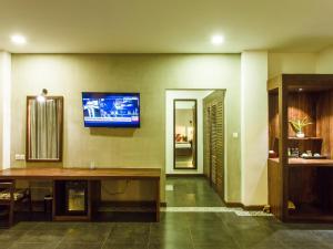 Yeak Loam Hotel, Отели  Banlung - big - 11