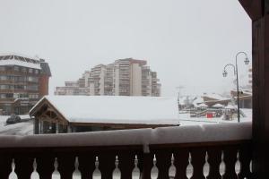 Trolles, Apartmány  Val Thorens - big - 44