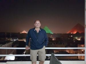 Horus Guest House Pyramids View, Pensionen  Kairo - big - 69