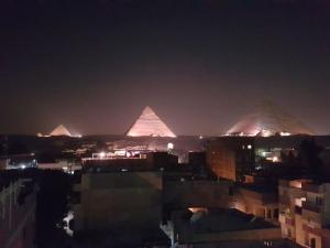 Horus Guest House Pyramids View, Pensionen  Kairo - big - 68