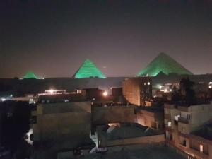 Horus Guest House Pyramids View, Pensionen  Kairo - big - 65