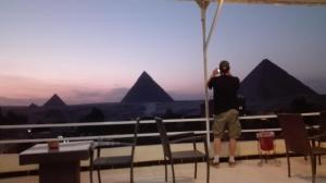 Horus Guest House Pyramids View, Pensionen  Kairo - big - 63