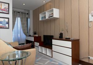1 BR Condominium, Апартаменты  Себу - big - 4