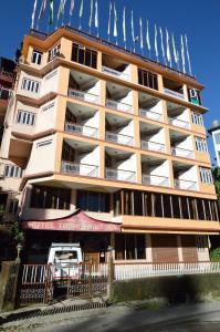Tashi Gyaltsen, Hotels  Pelling - big - 12
