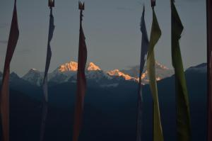 Tashi Gyaltsen, Hotels  Pelling - big - 6