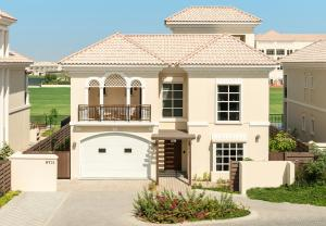 Four-Bedroom Villa with Polo View
