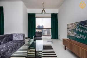 Keysplease Luxury 2 B/R Rimal Beach Apt, Apartmány  Dubaj - big - 37