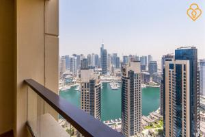 Keysplease Luxury 2 B/R Rimal Beach Apt, Apartmány  Dubaj - big - 36