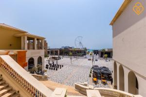 Keysplease Luxury 2 B/R Rimal Beach Apt, Apartmány  Dubaj - big - 31