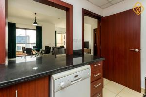 Keysplease Luxury 2 B/R Rimal Beach Apt, Apartmány  Dubaj - big - 30