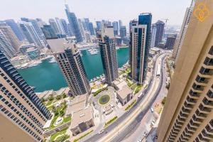 Keysplease Luxury 2 B/R Rimal Beach Apt, Apartmány  Dubaj - big - 27