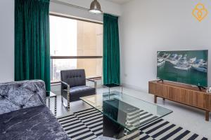 Keysplease Luxury 2 B/R Rimal Beach Apt, Apartmány  Dubaj - big - 24