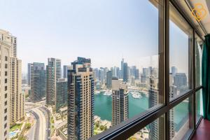 Keysplease Luxury 2 B/R Rimal Beach Apt, Apartmány  Dubaj - big - 22