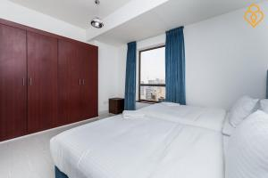 Keysplease Luxury 2 B/R Rimal Beach Apt, Apartmány  Dubaj - big - 20