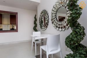 Keysplease Luxury 2 B/R Rimal Beach Apt, Apartmány  Dubaj - big - 19