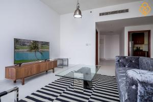 Keysplease Luxury 2 B/R Rimal Beach Apt, Apartmány  Dubaj - big - 16