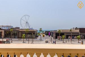 Keysplease Luxury 2 B/R Rimal Beach Apt, Apartmány  Dubaj - big - 15
