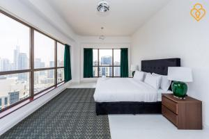 Keysplease Luxury 2 B/R Rimal Beach Apt, Apartmány  Dubaj - big - 13