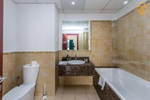 Keysplease Luxury 2 B/R Rimal Beach Apt, Apartmány  Dubaj - big - 8