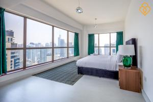 Keysplease Luxury 2 B/R Rimal Beach Apt, Apartmány  Dubaj - big - 3