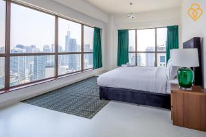 Keysplease Luxury 2 B/R Rimal Beach Apt, Apartmány  Dubaj - big - 2