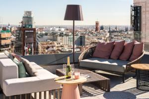 Gran Vía Capital, Apartmanok  Madrid - big - 97