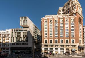 Gran Vía Capital, Apartmanok  Madrid - big - 96